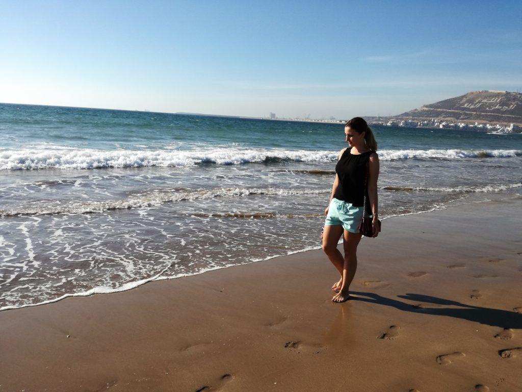 agadir morocco hill