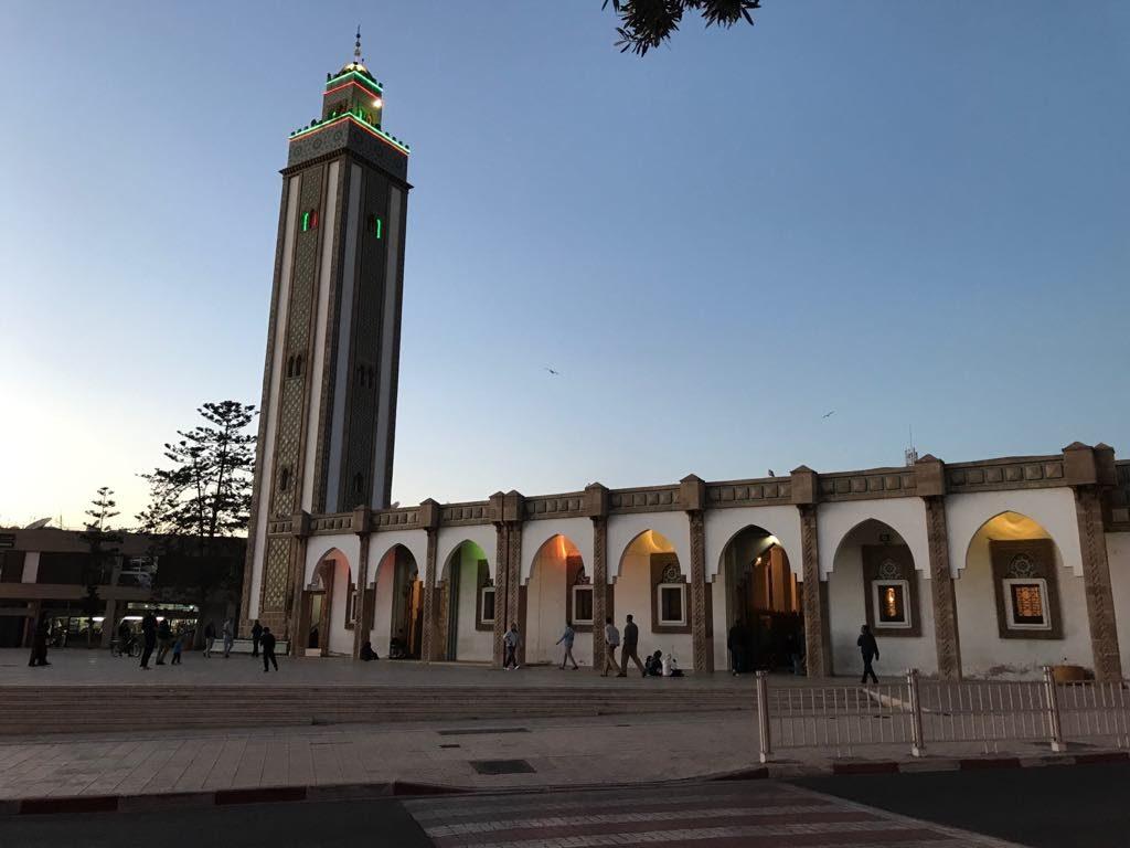 La Mosquée Loubnane Agadir