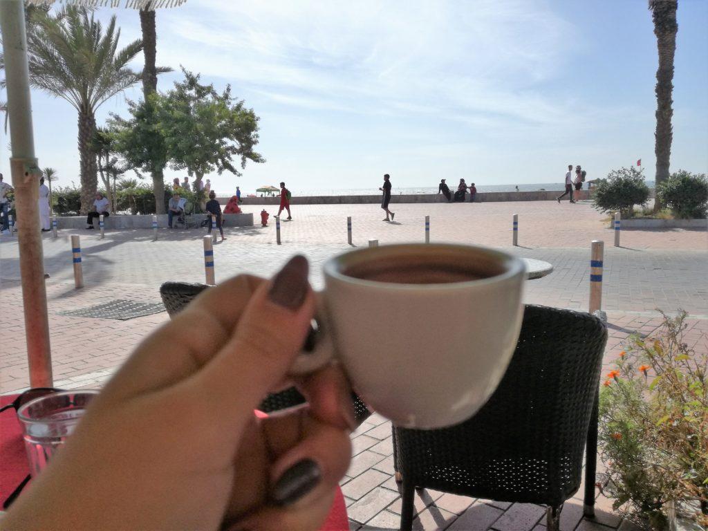 coffee agadir morocco