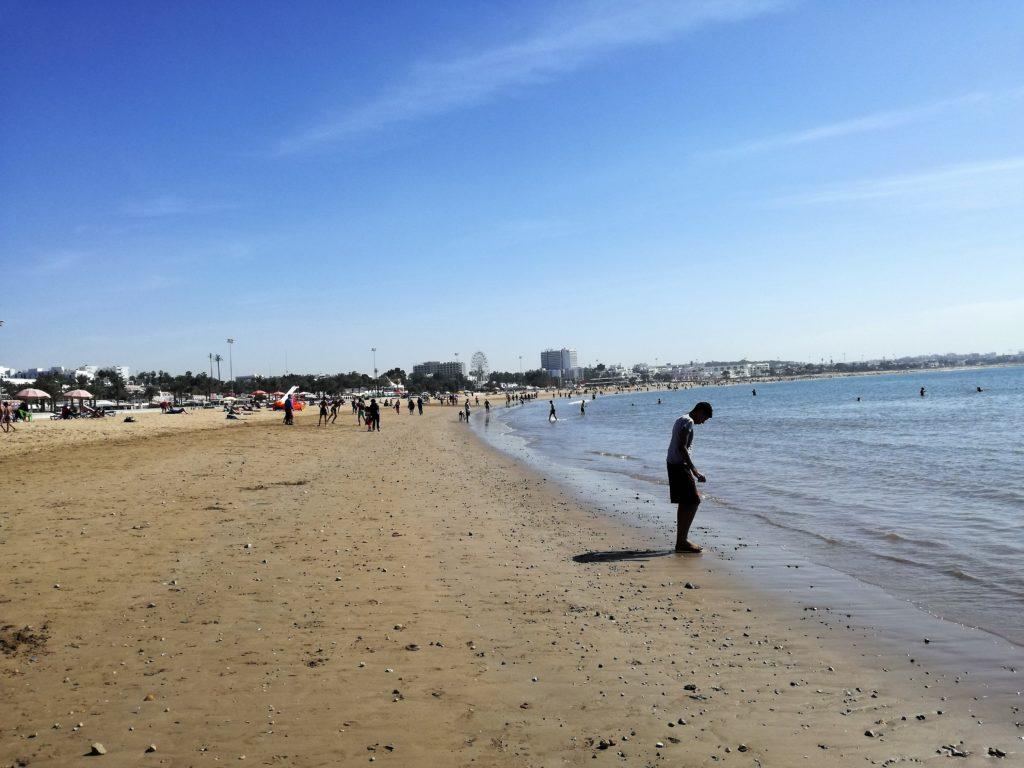 agadir beach morocco