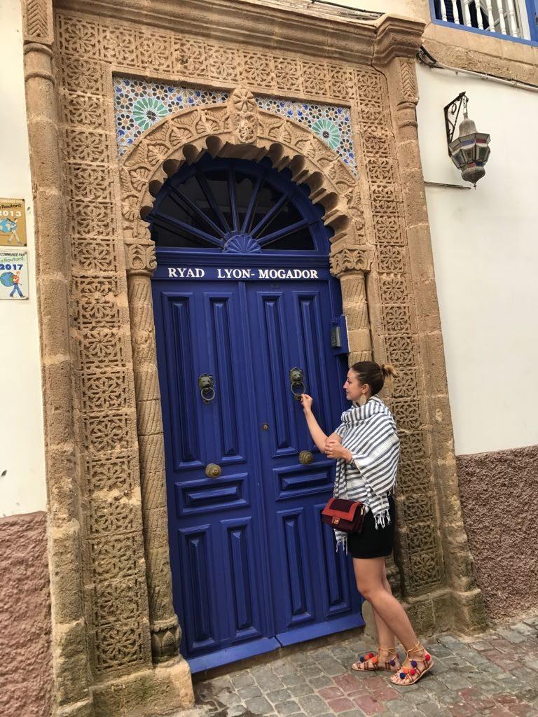 morocco essaouira architecture