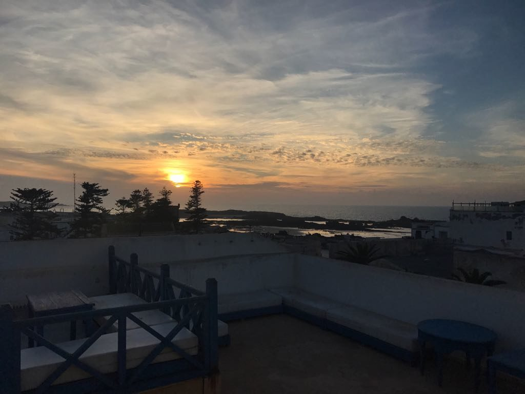 morocco essaouira sunset