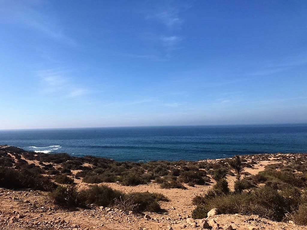morocco sea view