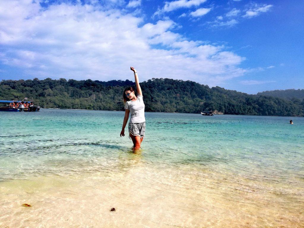 Pulau Beras Basah Langkawi Malaysia