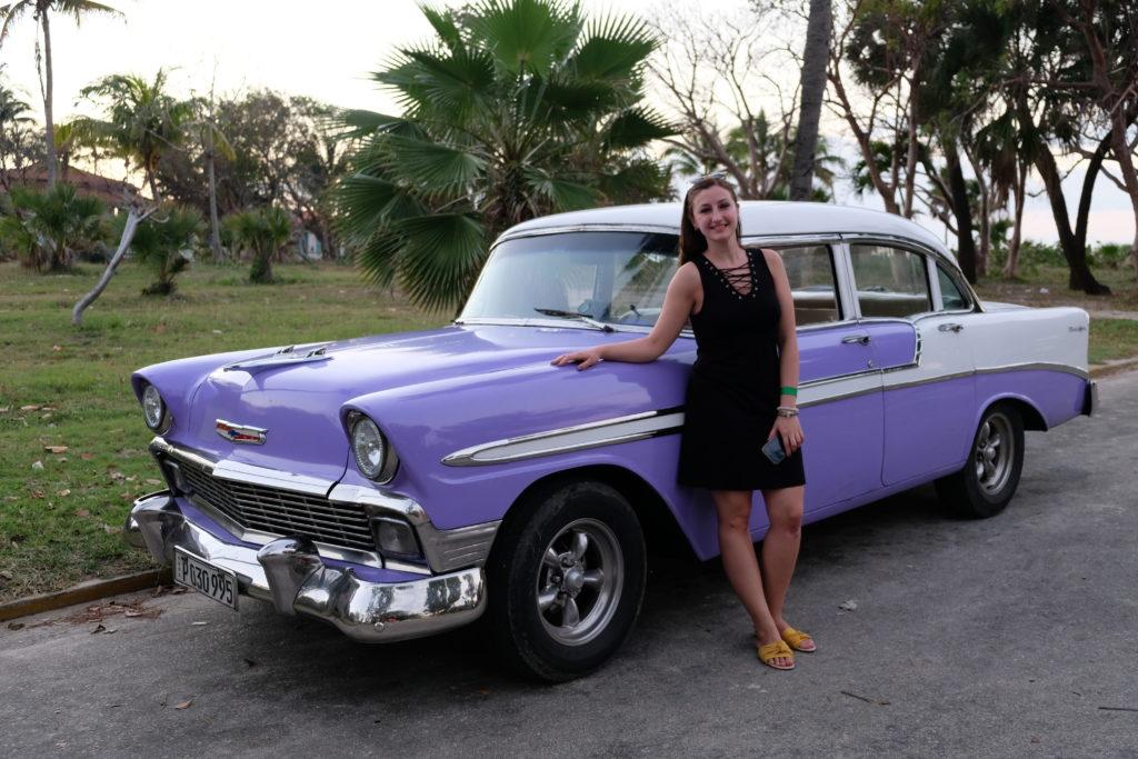 old car cuba varadero